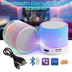 Mini Mushroom Portable Bluetooth Mobile/Tablet Speaker