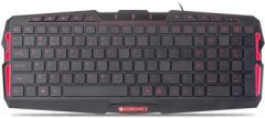 Zebronics Radiant Multimedia Gaming Keyboard