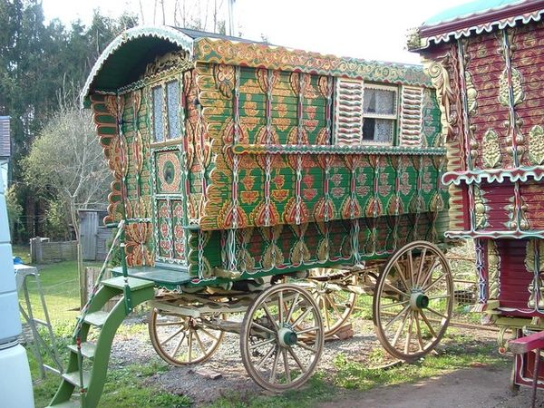 Russian Caravan