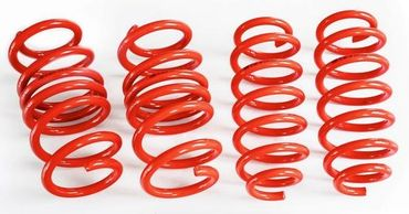 "DR. NANO 4WD HEAVY DUTY 2"" INCH LIFT COIL SPRINGS, LOWERING COIL SPRINGS, AND REINFORCED HEAVY DUTY"