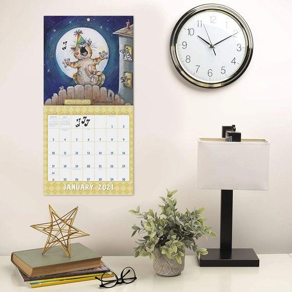 Gary Patterson's 2021 Cats Wall Calendar | Gary Patterson ...