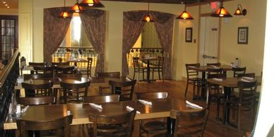 photo of the Brewer's Hall dining area