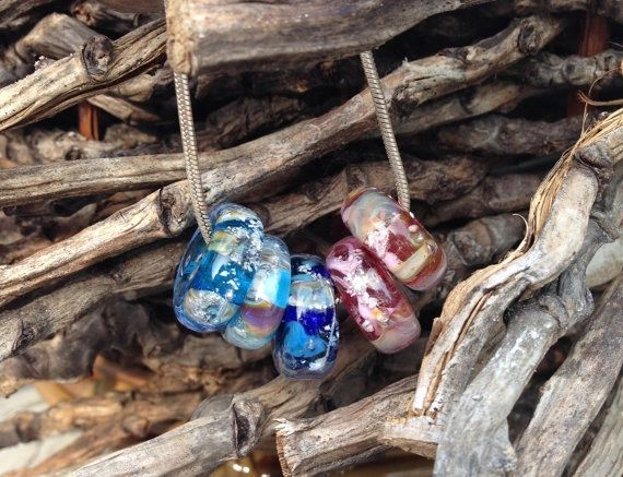 Memorial Hand made Custom Beads