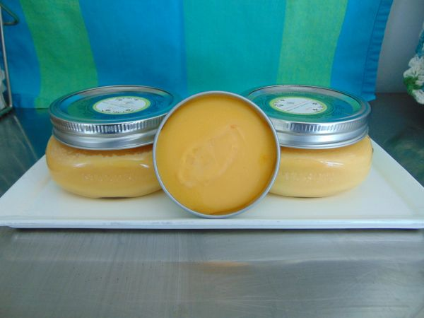 Mango Body Butter 8 oz Large Jar