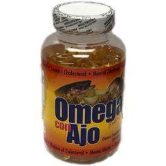 Ajo Con Omega 3-6-9