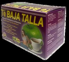 Te Baja Talla (Tea)