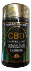 CBD Natural Oil