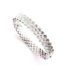 Atmospheric Bangle Made With Crystals From Swarovski