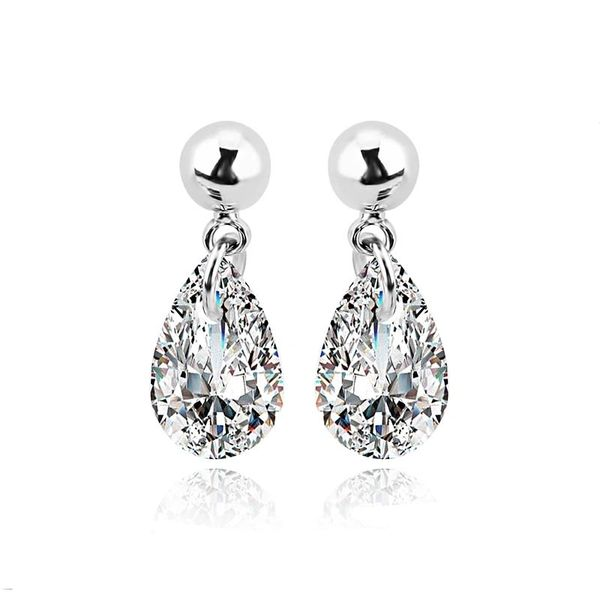 Crystal Earrings Made With Crystals From Swarovski