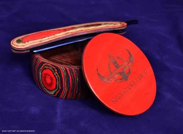 Shave Bowl Pakkawood Signature Series by ARTTURI