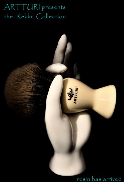 Full Gift Set Premium Silvertip Badger Shave Brush The REKKR by ARTTURI™