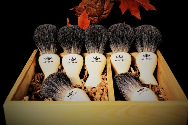 Shave Brush Best Badger The REKKR 2 The Affordable Alternative