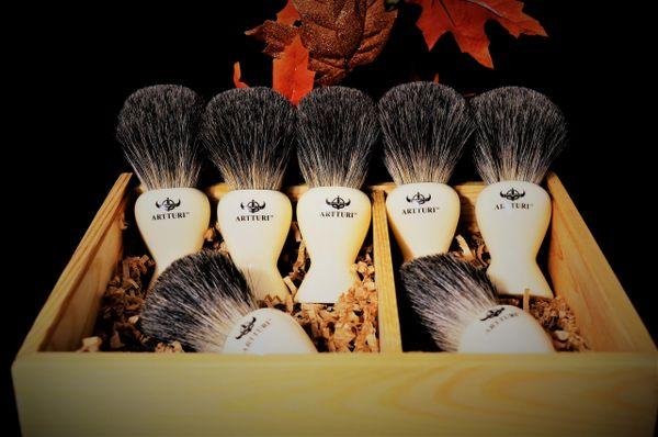 Shave Brush Best Badger The REKKR 2 The Affordable Alternative