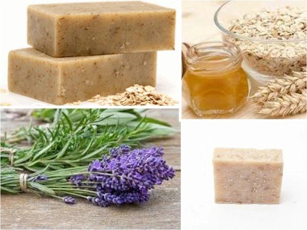 Lavender Oatmeal