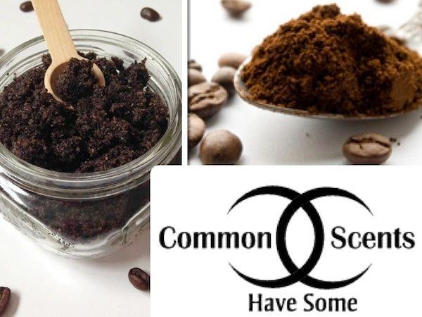 Toning & Detox Coffee Scrub