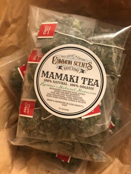 Pure Organic Mamaki Tea