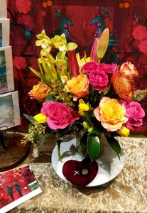 Manzanita sunset Bainbridge Island Best Florist Flower Shop Delivery
