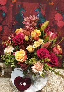 Rockaway Romance Bainbridge Island Best Florist Flower Shop Delivery