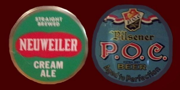 We buy collections of old beer button signs and Lee-See signs. Email jefflebo@aol.com to sell yours.