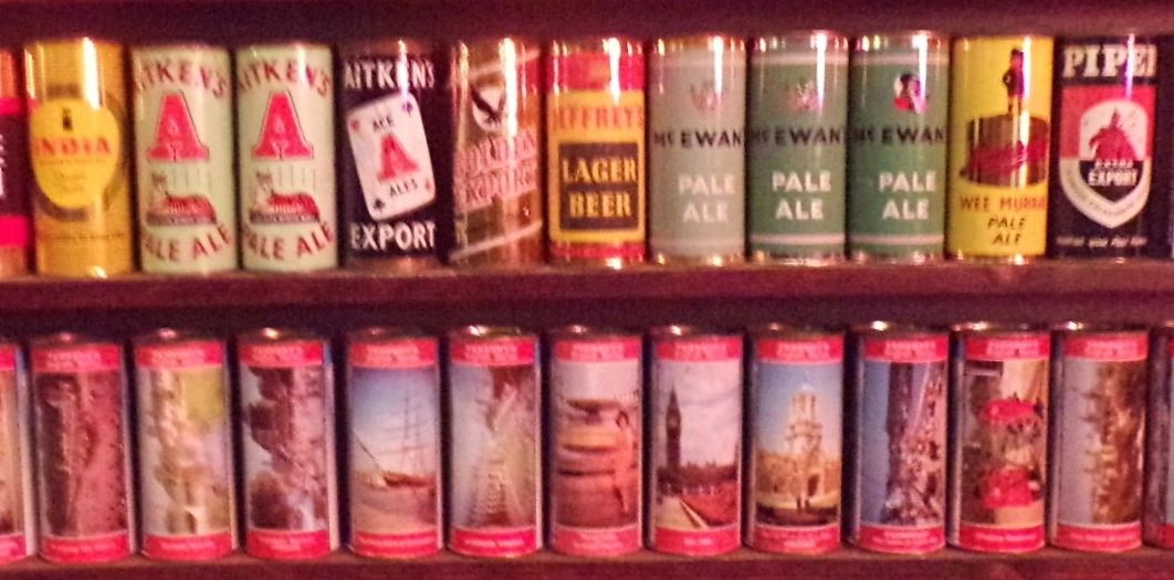 We buy old beer cans from around the world. Email jefflebo@aol.com to sell your beer cans now.