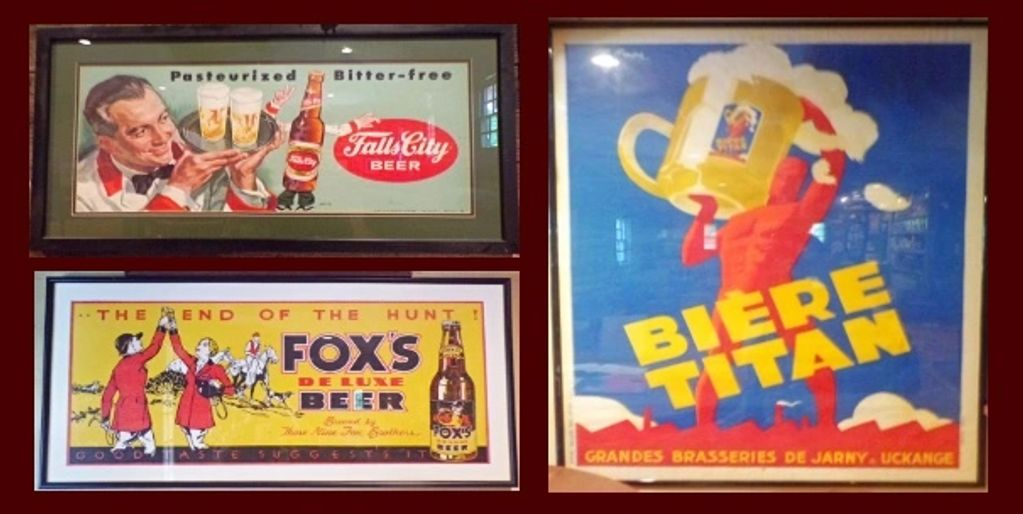 We buy old antique beer signs. Email jefflebo@aol.com for more information on selling yours.