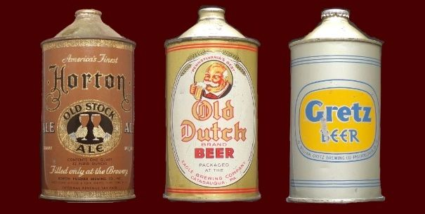 We buy quart cone top beer cans. Email jefflebo@aol.com to sell your beer cans now.