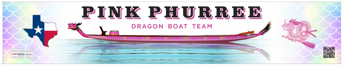 pink phurree beast cancer survivor dragon boat team; bcs; breast cancer; houston; texas; paddling