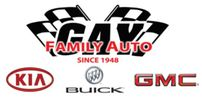 Gay Family Auto Group Logo