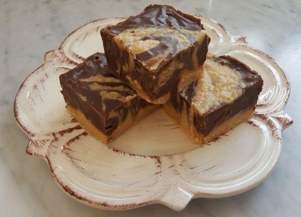 Peanut Butter Chocolate 1/4 lb