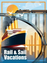 Rail and Sail Vacations