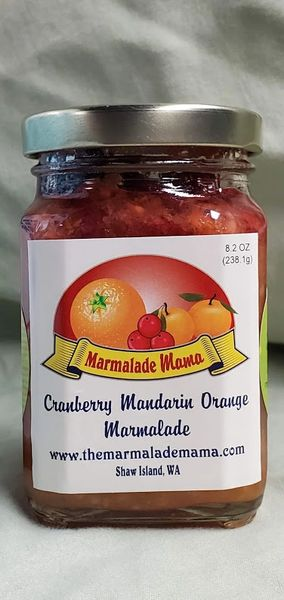 Cranberry Mandarin Orange 8.2 oz.