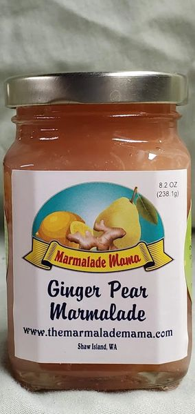 Ginger Pear Lemon 8.2oz.