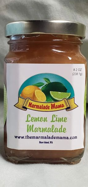 Lemon Lime Marmalade 8.2oz.