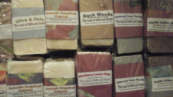 10 soap gift pack