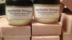 Gardenia oranges shea butter hand and body balm