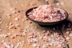Pink orchid Himalyan Sea Salt scrub