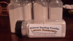 Natural Dusting Powder