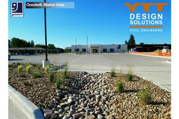 YTT Design Solutions, Goodwill Site Development, Marion, Iowa