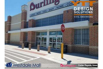 YTT Design Solutions, Burlington, Westdale Mall, Cedar Rapids, Iowa