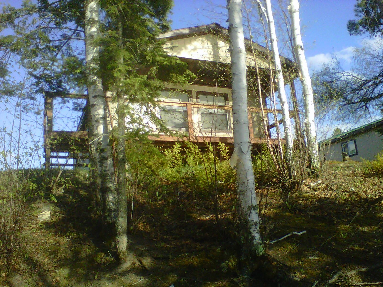 Cabin at Cedar Lake Lodge