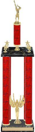 Medium 4 Column Trophy