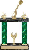 Small 2 Column Trophy