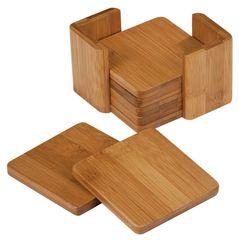 Bamboo Coasters