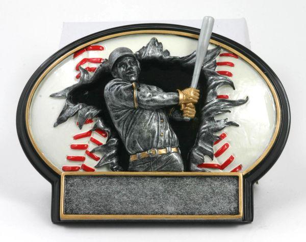Burst Thru Baseball