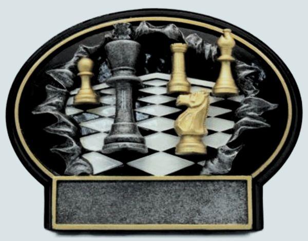 Burst Thru Chess