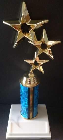 "Triple Star 4"" Column"