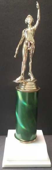 """Baton Twirler 4"""" Column"""