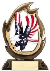 Eagle Flame RWB