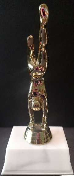 Gymnast Trophy