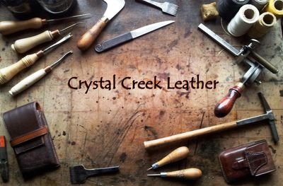 Crystal Creek Leather LLC